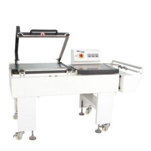 soudeuse semi automatique machine innovex, shrink wrapping machine, algerie