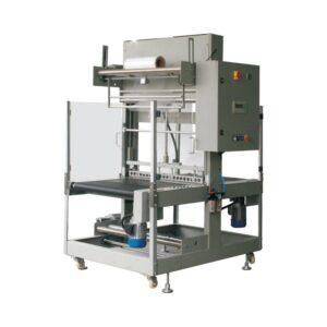 fardeleuse boueuilles automatique machine innovex, shrink wrapper boutielles machine, algerie
