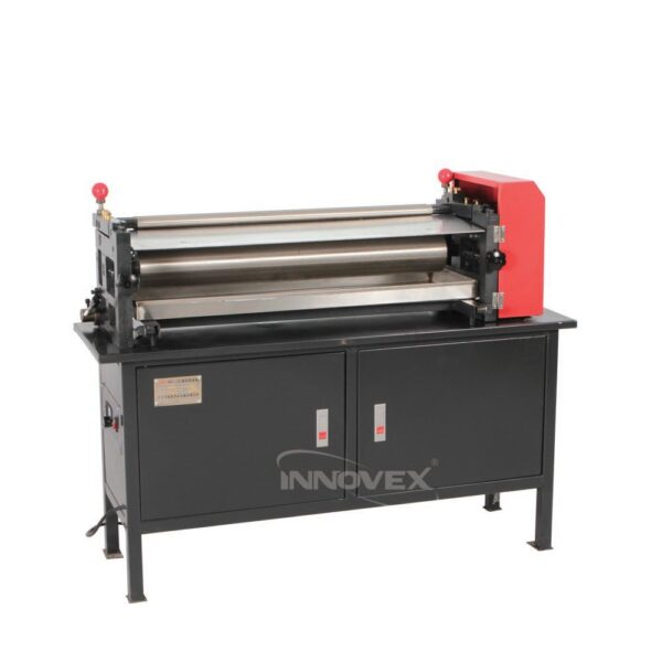 machine encolleuse à chaud innovex, hot gluing machine, algerie