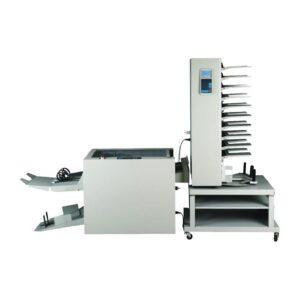 machine assembleuse innovex, collating machine with stapler, algerie