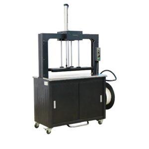 Cercleuse automatique avec presse innovex, automatic strapping, algerie