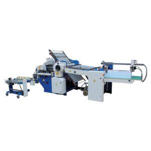 machine plieuse de cahiers innovex, folding machine, algerie