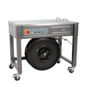 cercleuse semi automatique, semi-automatic strapping machine, algerie, innovex