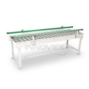 Convoyeur à rouleaux simple innovex, roller conveyor, algerie
