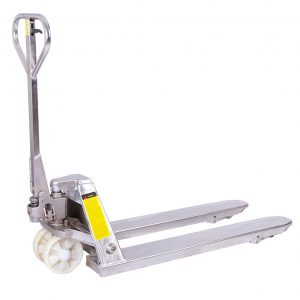 stainless steel hand pallet jack